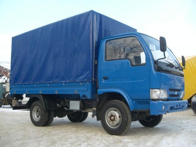 Китайские автомобили грузовые до 3 тонн